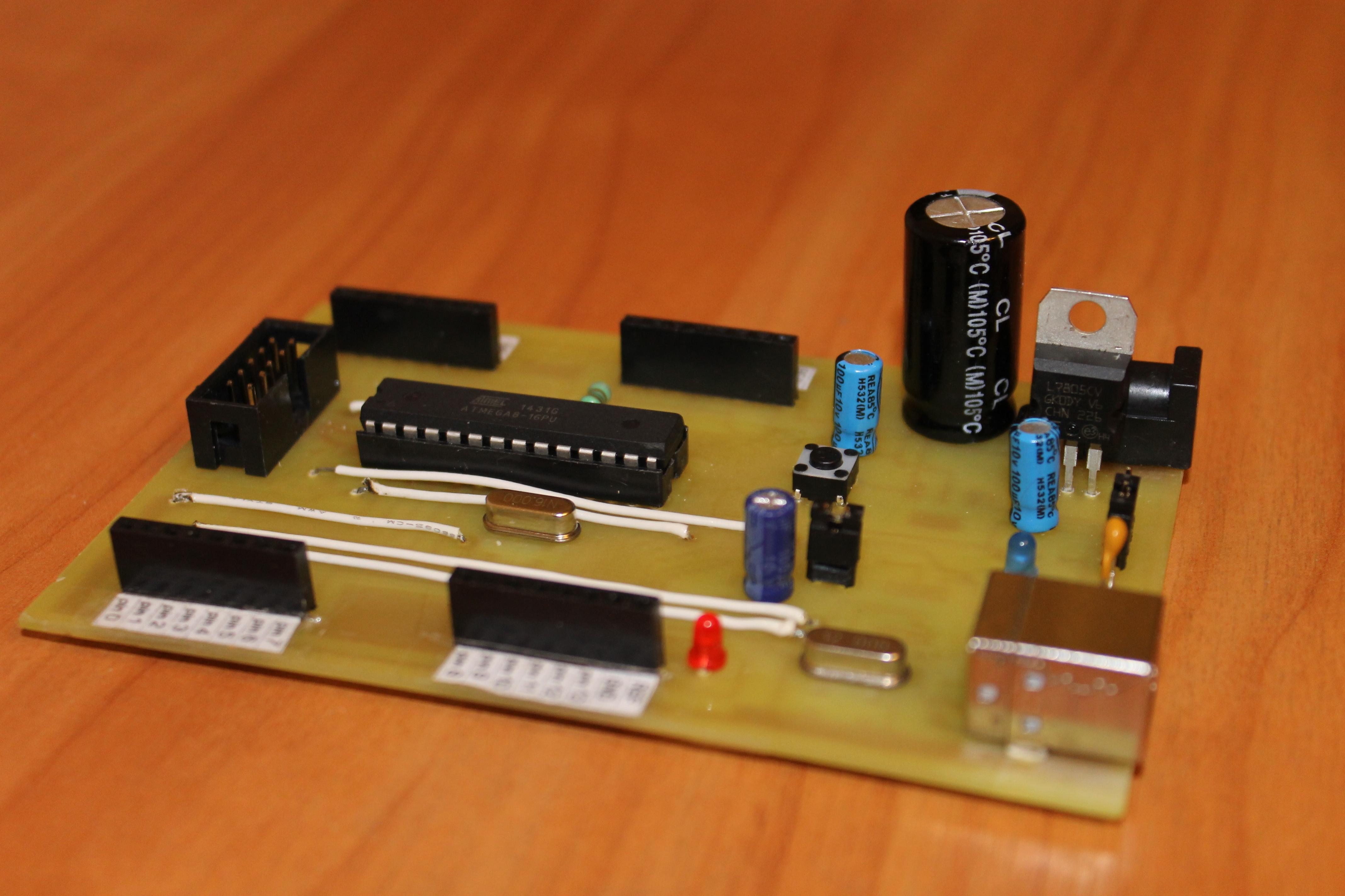 Arduino с usb